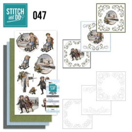 Stitch and Do 47 - Winterglow STDO047