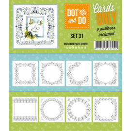 Dot & Do - Cards Only - Set 31 CODO031