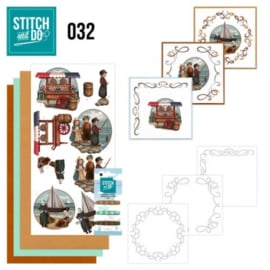 Stitch and Do 32 - Oud Hollands STDO032