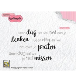 Nellie Dutch Sentiments SENC014