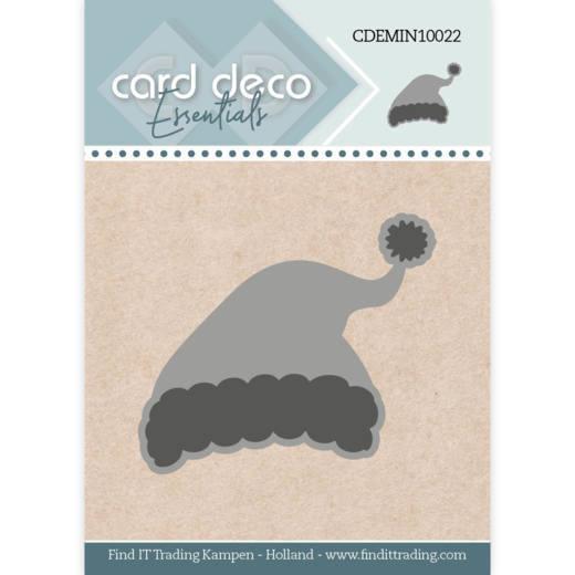 Card Deco Essentials - Mini Dies - Santa's Hat CDEMIN10022