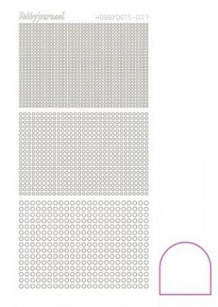 Hobbydots sticker Adhesive White 007 STDA070