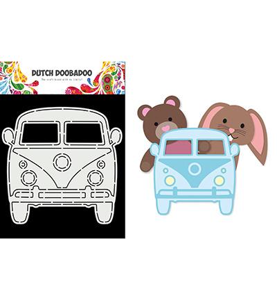Ddbd 470.713.876 - Card Art Car VW