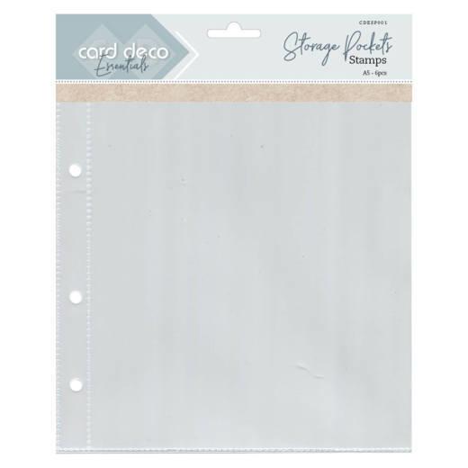 Card Deco Essentials - Stamp Pockets A5 CDESP001