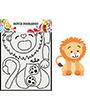 Ddbd 470.713.881 - Card Art Built up leeuw
