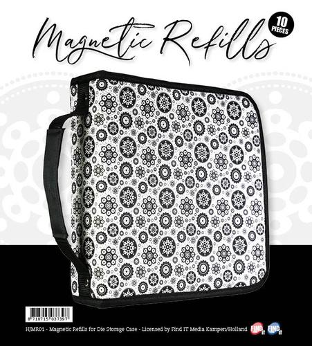 Refill Magnetic Sheets HJMR01