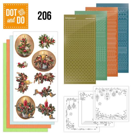 Dot and Do 206  - Amy Design - History of Christmas DODO206