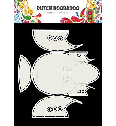 470.713.787 - DDBD Card Art Babyshoes 2 set