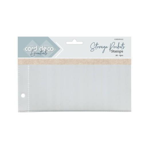 Card Deco Essentials - Stamp Pockets A6 CDESP002
