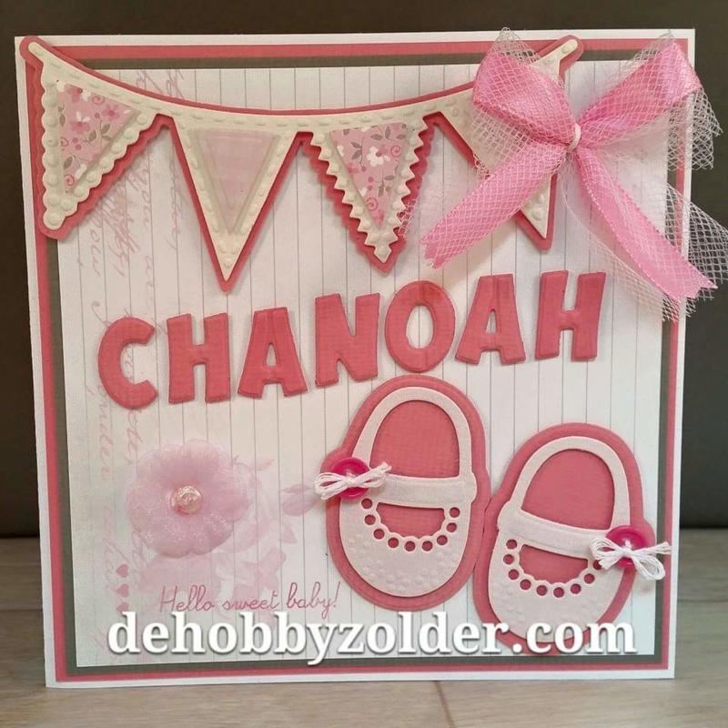 Chanoah geboren