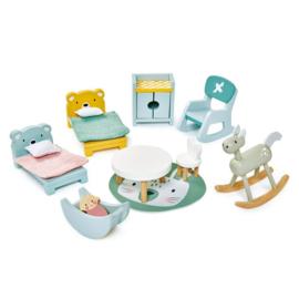 TENDER LEAF TOYS | Poppenhuis meubels kinderkamer