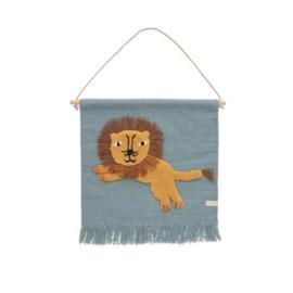 OYOY MINI | Wandkleed leeuw
