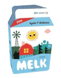 KINDERBOEK | Het winkeltje van Ingela - Melk -  (1+)