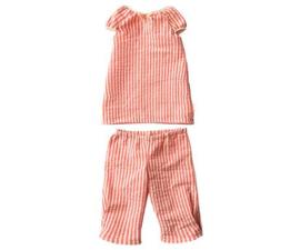 MAILEG | Kleding pyjama konijn (size 4)