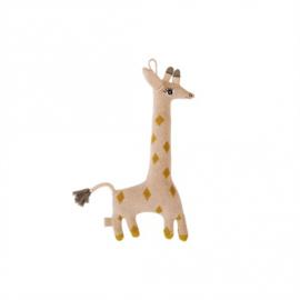 OYOY MINI | Knuffel kussen giraf baby Guggi