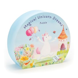 JELLYCAT PUZZEL MAGICAL UNICORN DREAMS (35st)