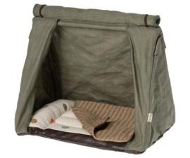 MAILEG | Tent met matras en deken