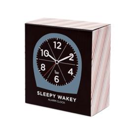 PETIT MONKEY | Retro wekker - blauw
