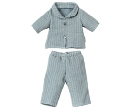 MAILEG   Kleding voor knuffelbeer Teddy Dad -  Pyjama
