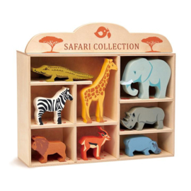 TENDER LEAF TOYS | Houten safari set