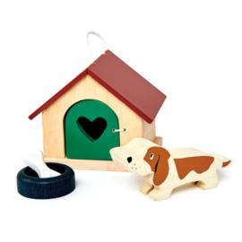TENDER LEAF TOYS | Huisdierenset hond