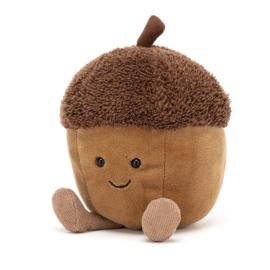 JELLYCAT | Knuffel Amuseable acorn - eikeltje