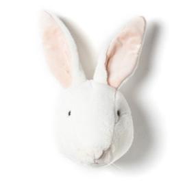 WILD & SOFT | Dierenhoofd konijn Alice