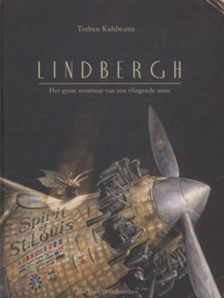 KINDERBOEK | Lindbergh, Het grote avontuur van een vliegende muis (6+)