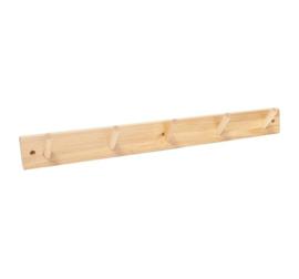 PETIT MONKEY | Kapstok hout - 5 haakjes