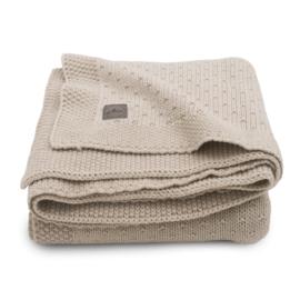 JOLLEIN | Deken Bliss knit nougat
