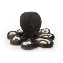 JELLYCAT | Knuffel Inky octopus baby (14cm)