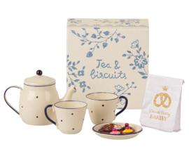 MAILEG | Thee & koekjes - Tea & biscuits