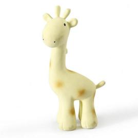 TIKIRI TOYS | Bijt- en badspeelgoed met rammelaar - Giraf