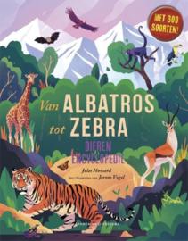 KINDERBOEK | Van Albatros tot zebra (leeftijd 6+)