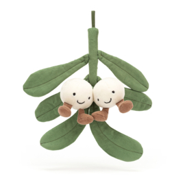 JELLYCAT | Knuffel Amuseable Christmas Mistletoe