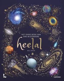 KINDERBOEK | Het dikke boek van ons bijzondere Heelal (7+)