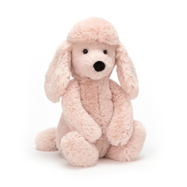 JELLYCAT | Knuffel Bashful poedel pup beige