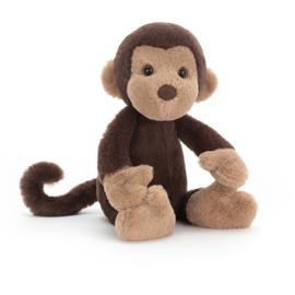 JELLYCAT | Knuffel Wumper Monkey - aap