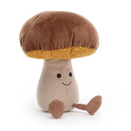 JELLYCAT | Knuffel amuseable toadstool - paddenstoel