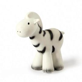 TIKIRI TOYS | Bijt- en badspeelgoed met rammelaar - Zebra
