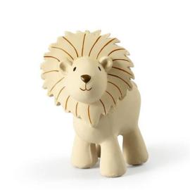 TIKIRI TOYS | Bijt- en badspeelgoed met rammelaar - Leeuw
