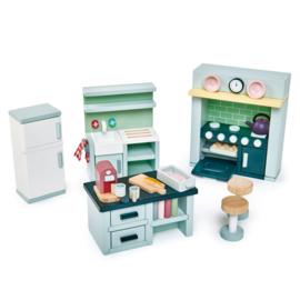 TENDER LEAF TOYS | Poppenhuis meubels keuken