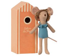 MAILEG | Moeder muis strandhuis