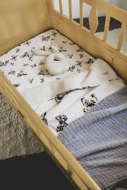 MIES & CO BABYLIFESTYLE | Ledikantdeken Fika Butterfly