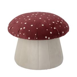 BLOOMINGVILLE MINI | Poef paddenstoel