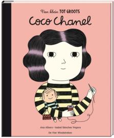 KINDERBOEK | Van klein tot groots - Coco Chanel (5+)