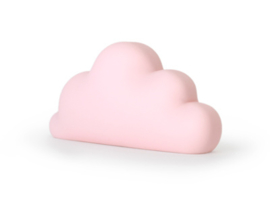 ATTELIER PIERRE JUNIOR | Nachtlampje wolk Dreams roze