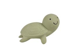 TIKIRI TOYS | Bijt- en badspeelgoed met rammelaar - Schildpad