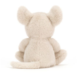 JELLYCAT   Knuffel Fuzzle mouse - muis