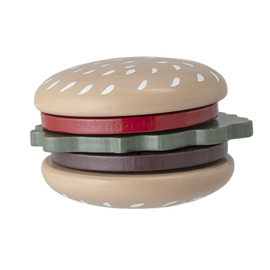 BLOOMINGVILLE MINI | Houten hamburger